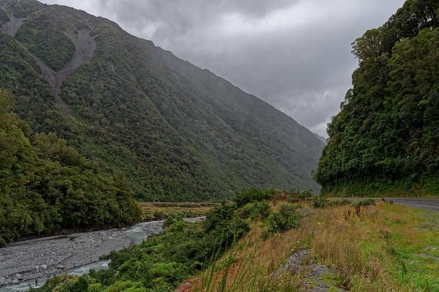 Back towards Arthur's Pass