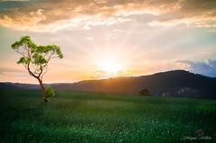 St. Cristòfol sunset