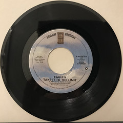 EAGLES:TAKE IT TO THE LIMIT(RECORD SIDE-A)