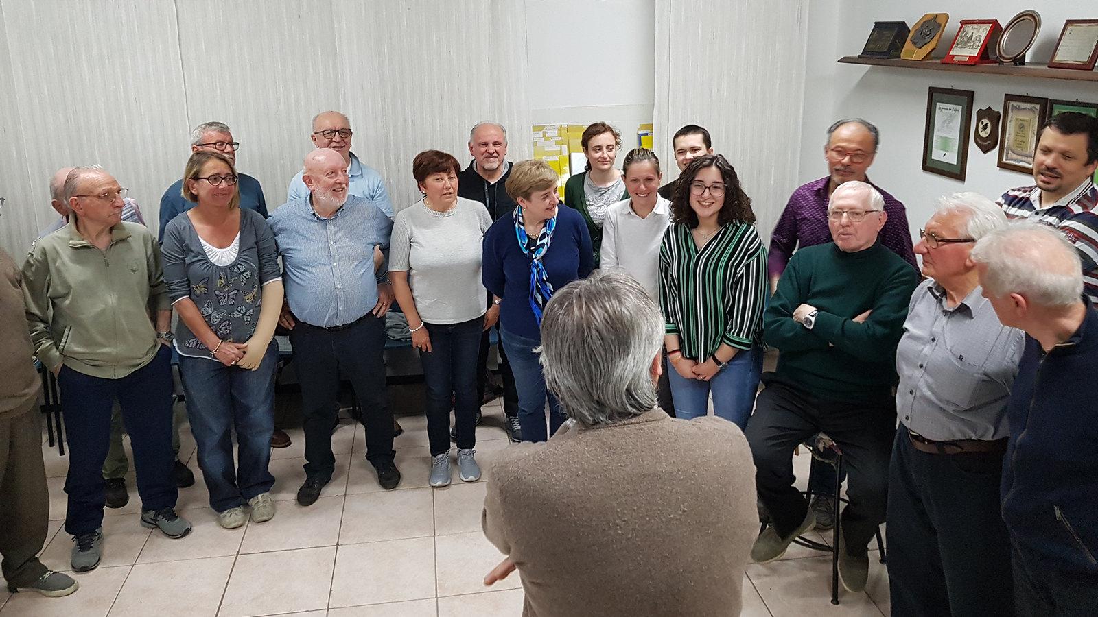 Coro Alpe Formazione 2019