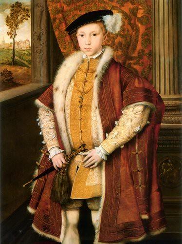 Portrait of Henry Tudor (8259)