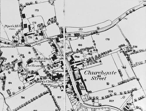 15 Churchgate Street