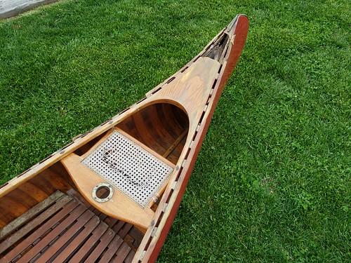 6145 Old Town Canoe - Chesapeake Bay Maritime Museum