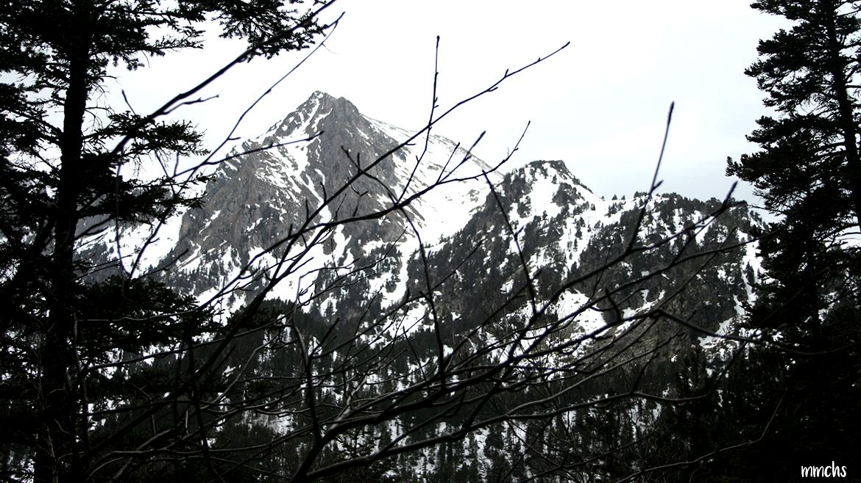 Pirineos catalanes Parque Nacional Aigüestortes