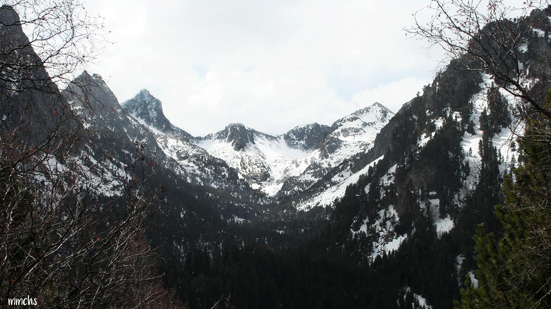 Pirineos Catalanes Aigüestortes