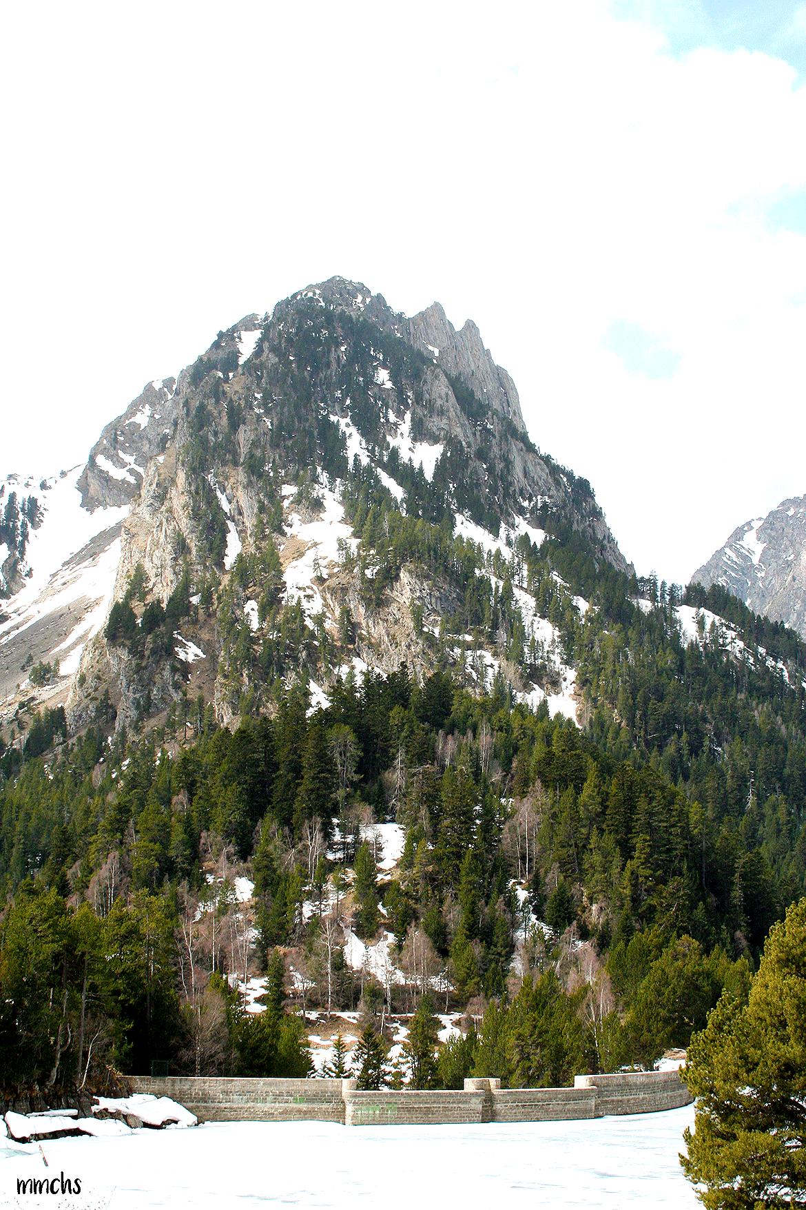Parque Nacional de Aigüestortes, Pirineos.