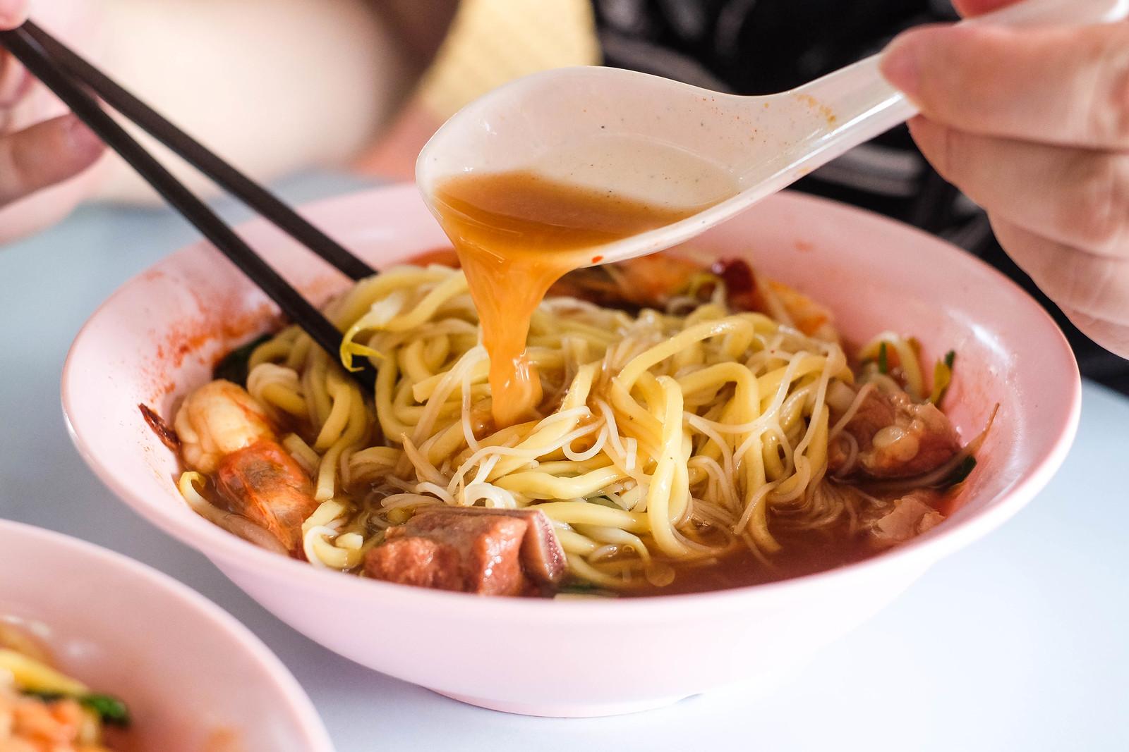 Prawn Soup by Joo Chiat Prawn Mee