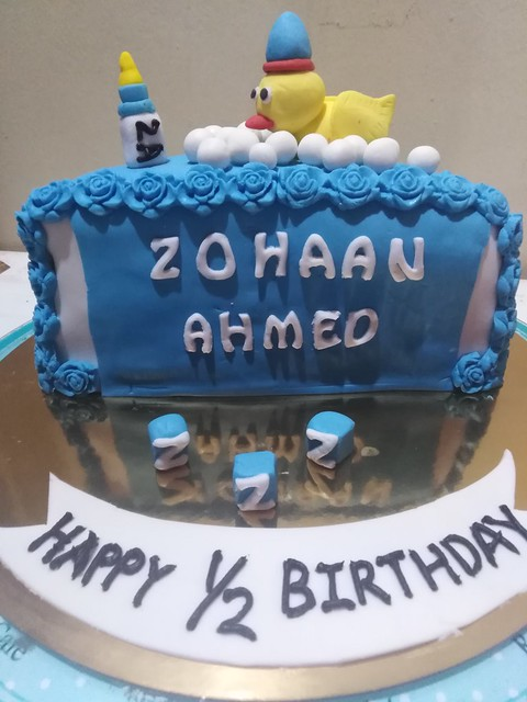 Cake by Saima Khan