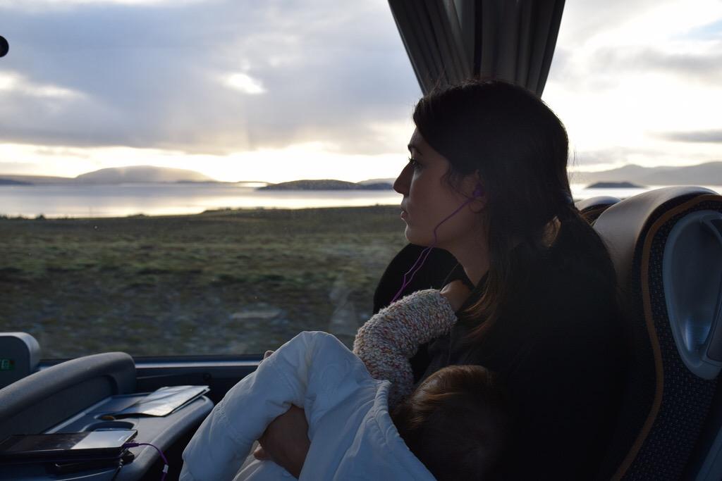 De excursión por Islandia. Gracias al trabajo de Dani podemos descubrir lugares maravillosos