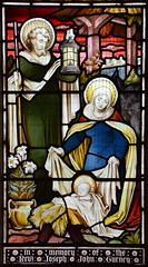 Nativity (Edward Frampton, 1899)