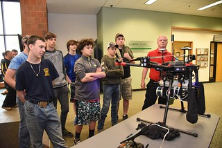 Wed, 05/01/2019 - 14:56 - A photograph of Precision Ag Day 2018, courtesy of GCC