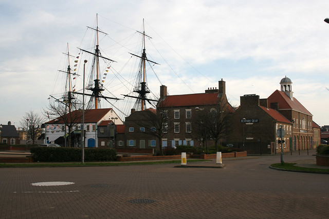 Hartlepool Old Town
