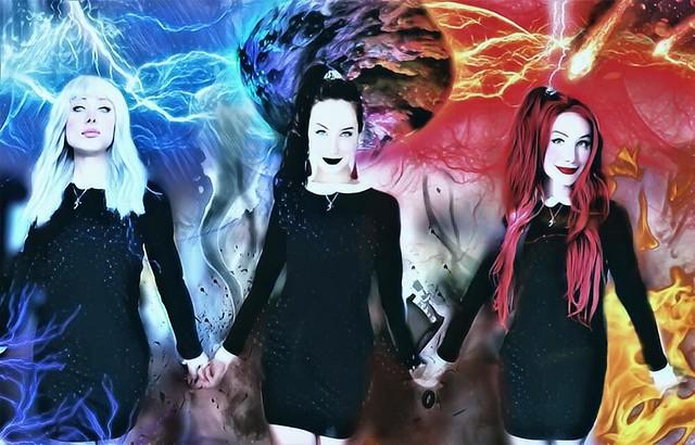 Dark Sisters of CHAOS