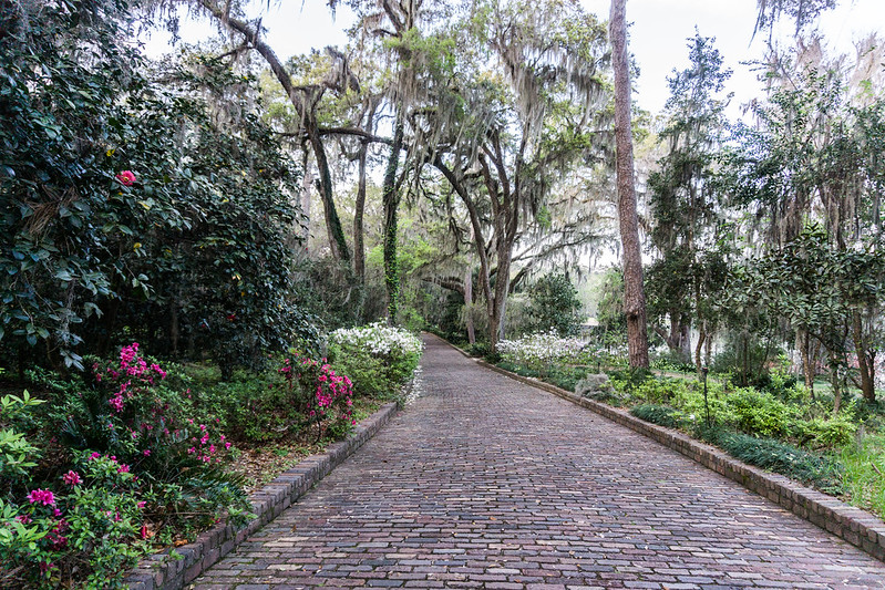 Alfred B. Maclay Gardens State Park, Tallahassee, Fla., March 2019