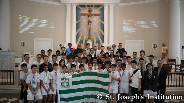 2019-04-06-Tercentenary Mass @ Cathedral of Good Shepherd