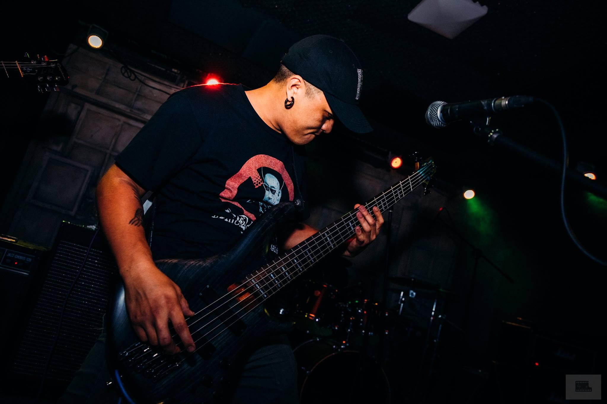 南部金屬樂團 噬星Galaxy Destruction Inc.  貝斯手奕翰 發表退團聲明