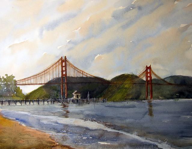 190425 Golden Gate Bridge SF