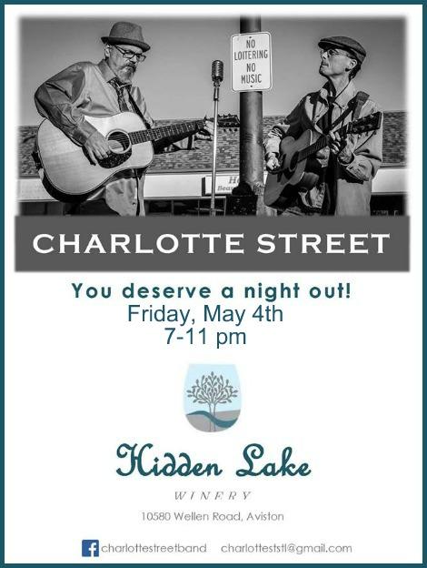 Charlotte Street 5-4-19