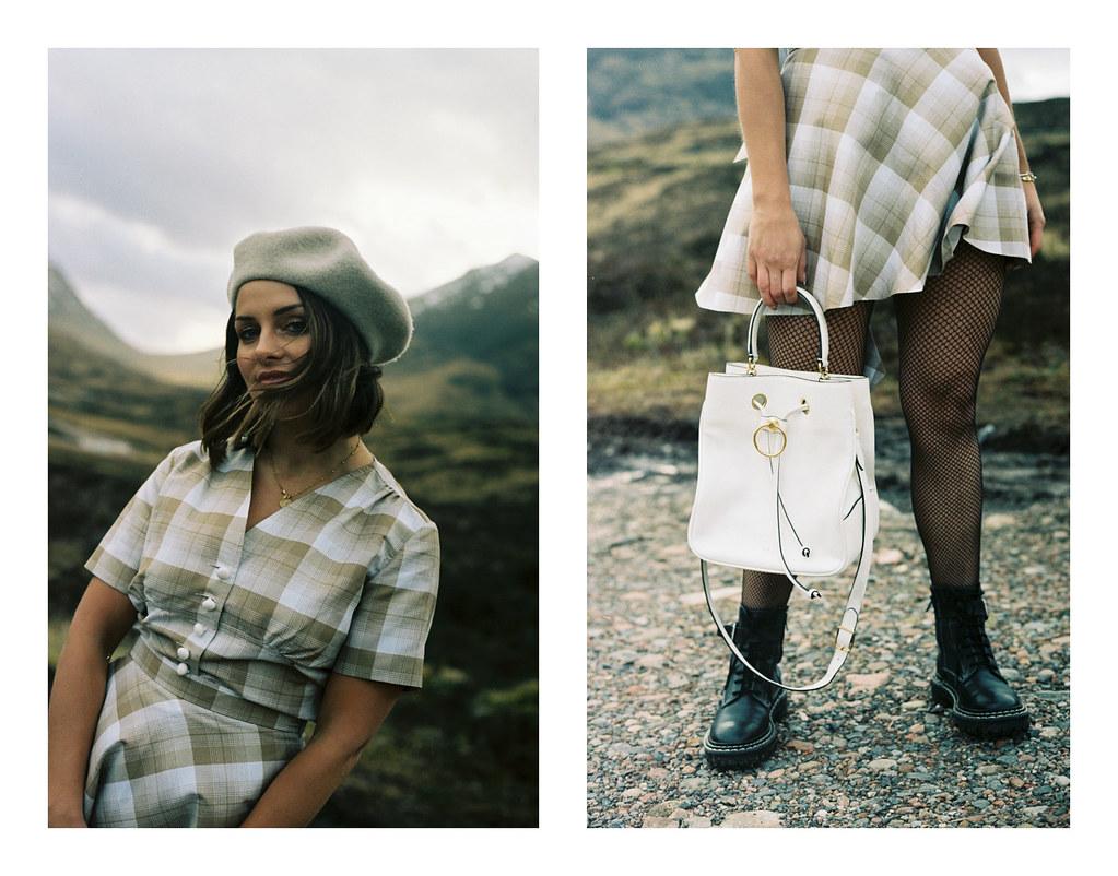 The Little Magpie Mulberry Highlands Scotland Glencoe