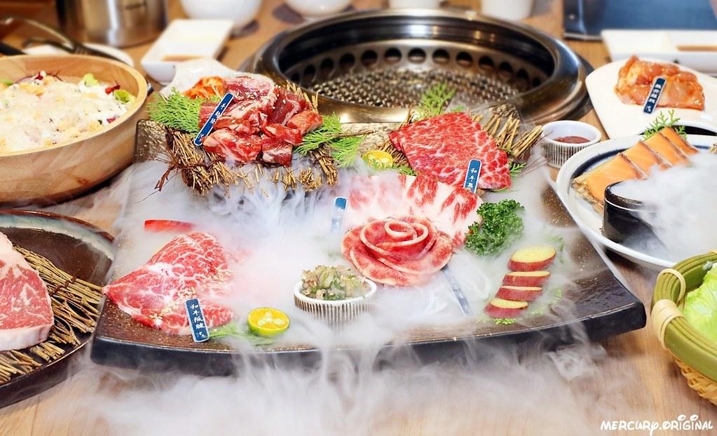 40789146193 ae8b720138 b - 熱血採訪 雲火日式燒肉,一次吃齊和牛肋眼、嫩肩、板腱、牛舌六種部位,當月壽星優惠送甜點