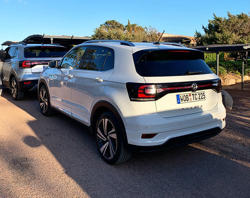 Essai Volkswagen T Cross Tfsi