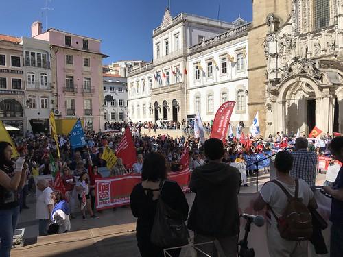 1º Maio - Coimbra - 2019