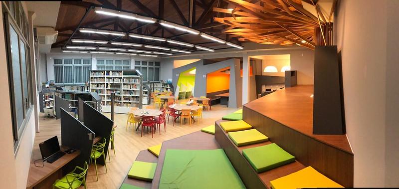 Nova Biblioteca Madre Paulina
