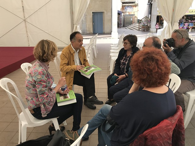 35 Fira Llibre Castelló - Dia 2