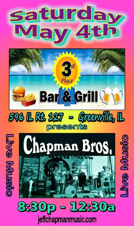 Chapman Bros Band 5-4-19