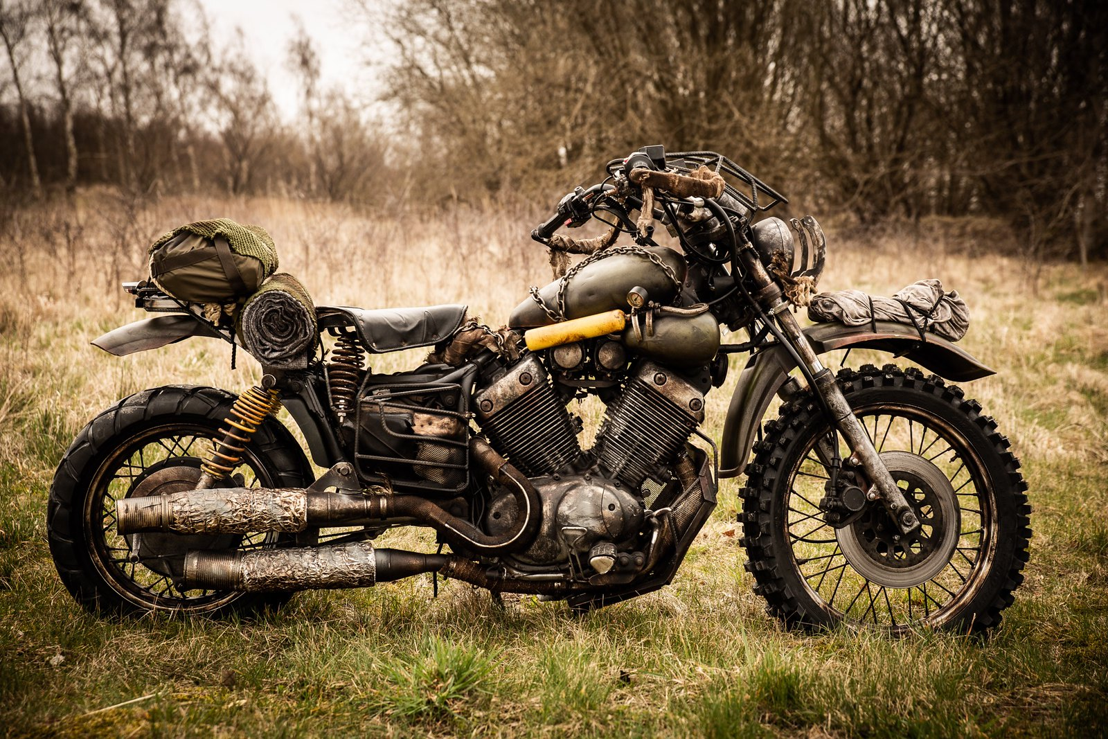 Photo: Days Gone Bike Recreated IRL