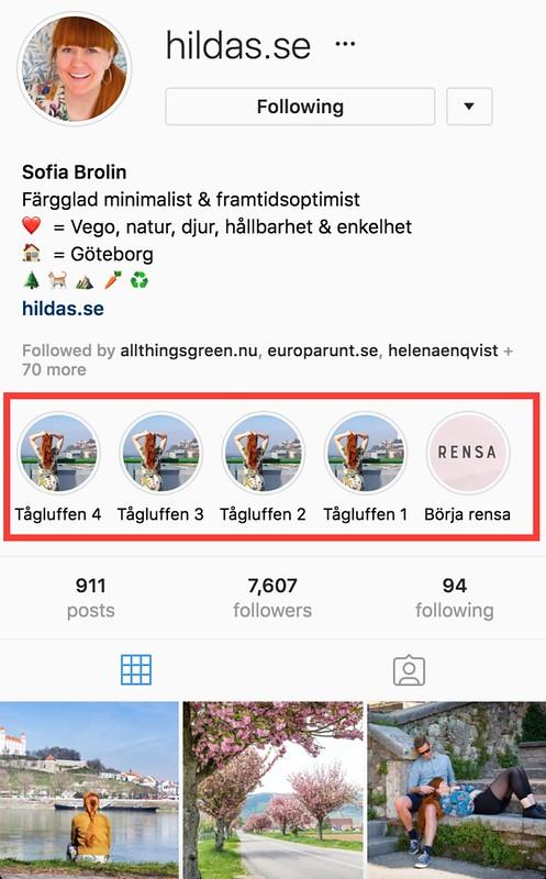 hildas.se instagramkonto