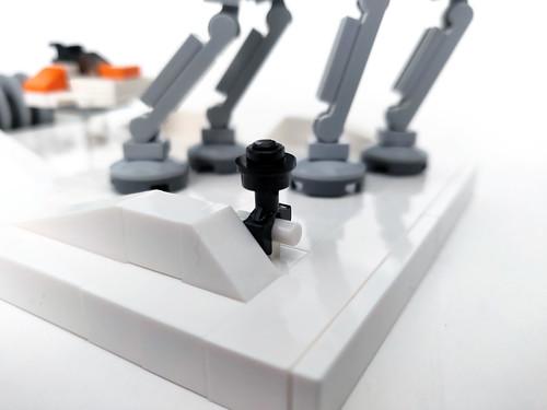 LEGO Star Wars Battle of Hoth - 20th Anniversary Edition (40333)