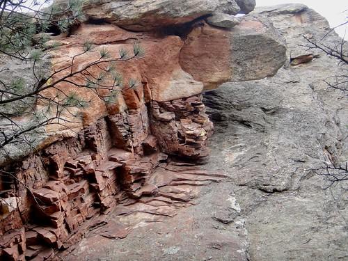 Rocks near Boulder