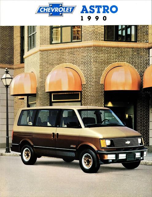 1990 Chevrolet Astro Passenger Van
