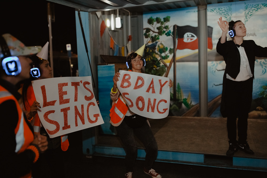Sing a Birthday Song - Ways to celebrate Birthday Auckland