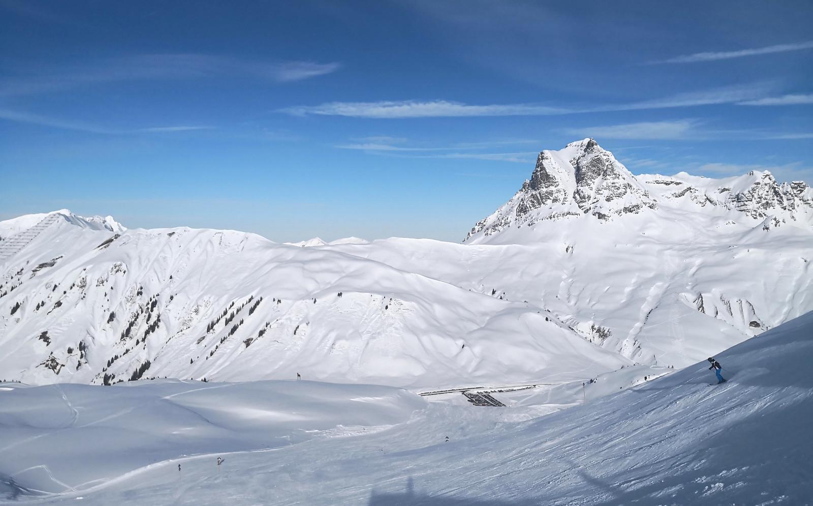 Widderstein peak