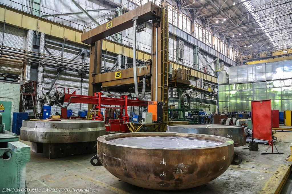 Великие заводы России: Машиностроительный завод «ЗиО-Подольск»