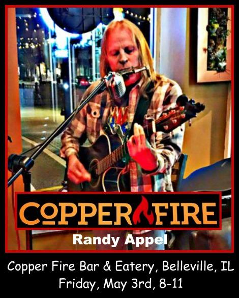 Randy Appel 5-3-19