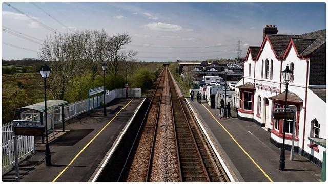 The Iron Road :: Llanfair . . . . .