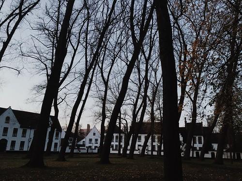 Los Begijnhofs de Flandes