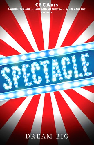 "CFCArts presents ""SPECTACLE"""