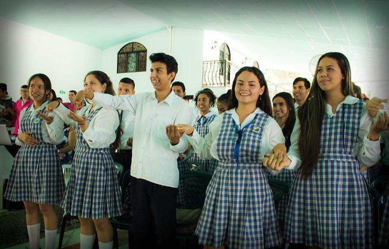 La USCO se articula con Instituciones Educativas del municipio de Rivera