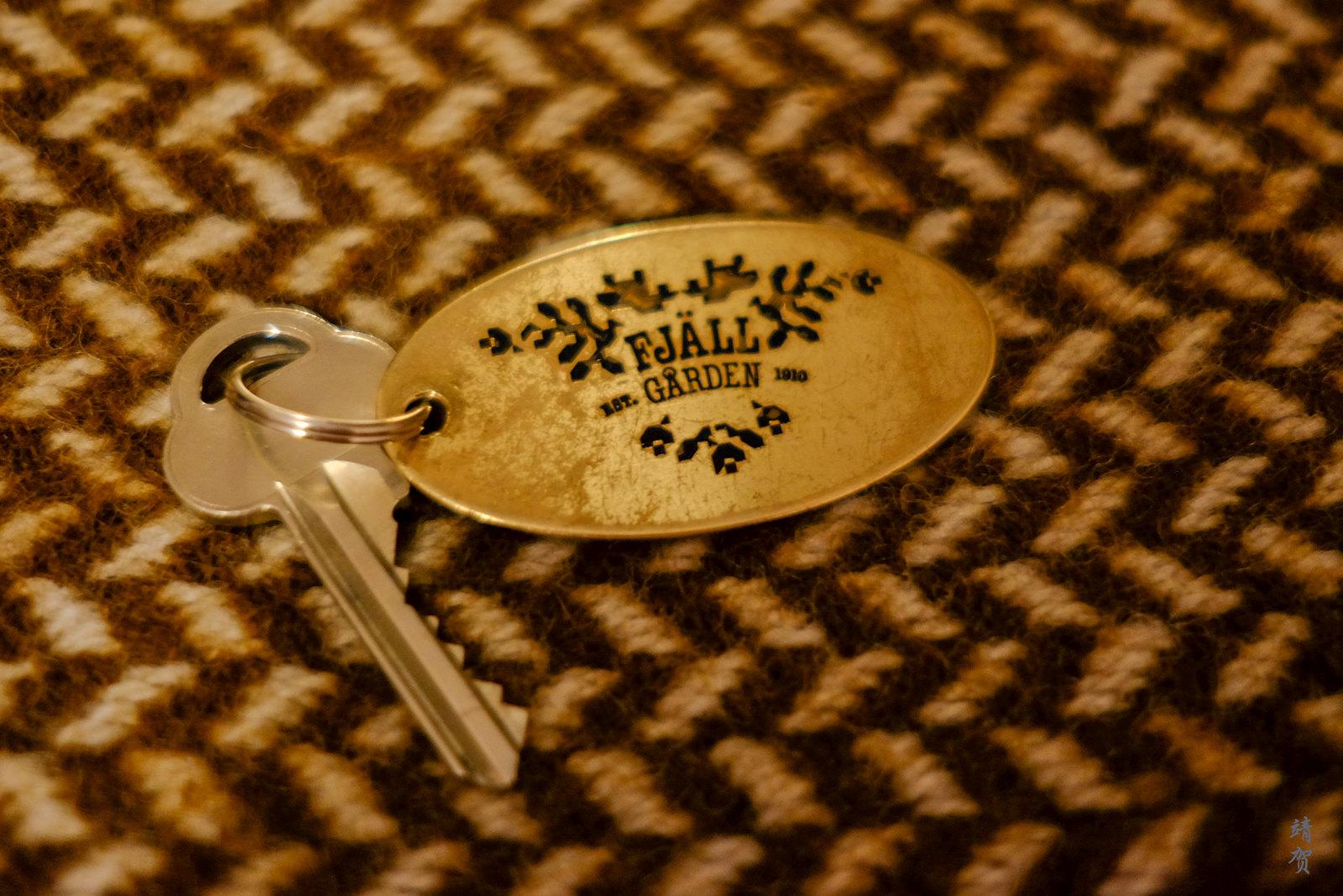 Classic key