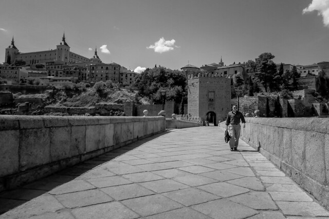 Alcantara Historic Bridge