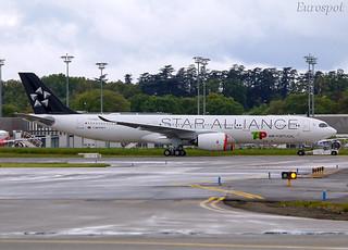 F-WWYR Airbus A330 Neo Air Portugal