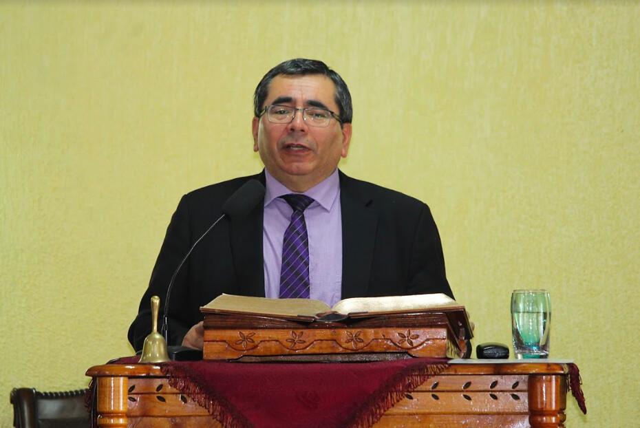 """""""43 años de la mano del Señor"""": Iglesia Presidente Bulnes, Hualpén"""