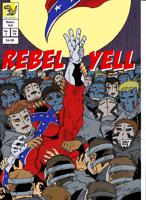 Rebel Yell Cover