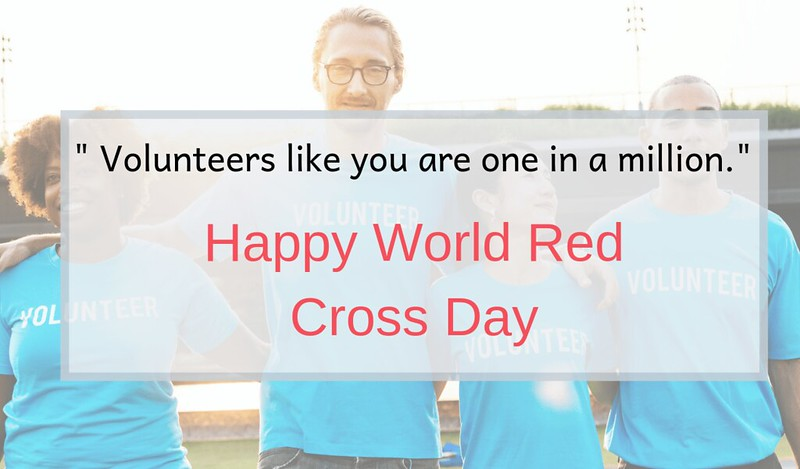 world red cross day 2019