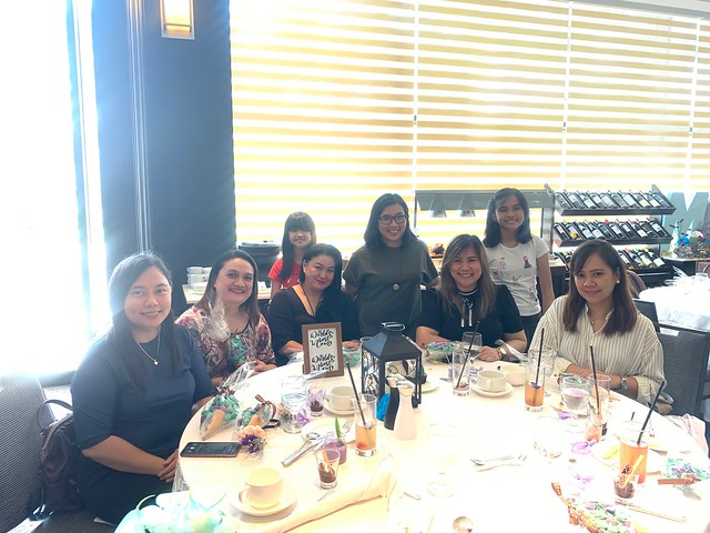 Davao media writers and bloggers during the Mother's Day Launch (2)