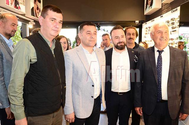 Mustafa Türkdoğan, Adem Murat Yücel, Hüseyin Parmaksızoğlu, Hasan Parmaksızoğlu.